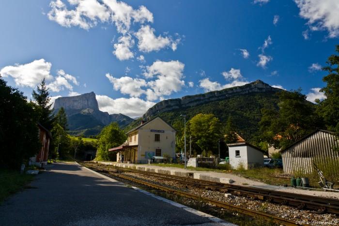Gare de Clelles