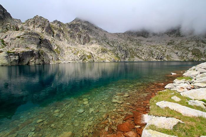 Randonnée au lac du Pourtet dans les Pyrénées