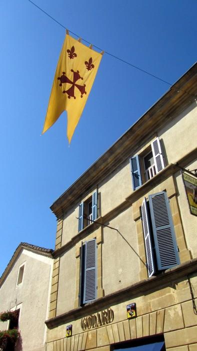 Bastide de Monpazier et ses rues