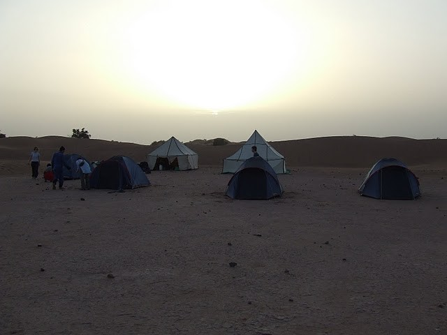 randonnées au désert maroc