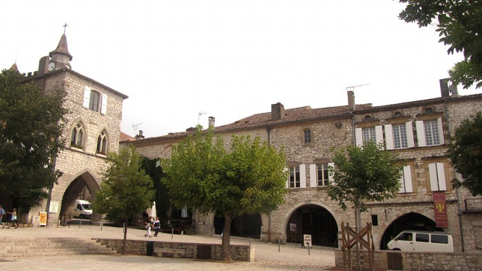 Monflanquin un des Plus Beaux Villages de France