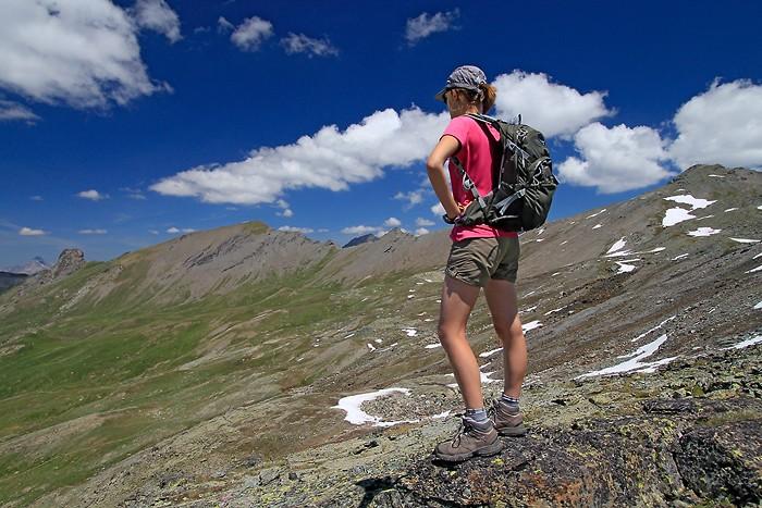 Test du short Eider Altai dans les Alpes