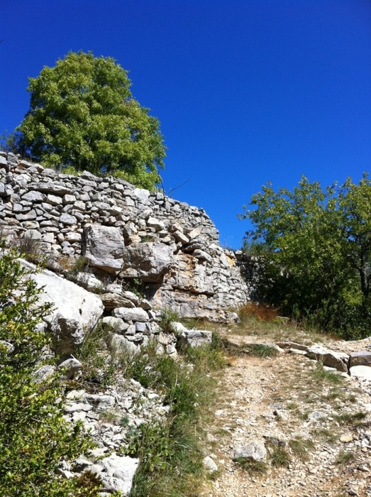 Randonnée pédestre : Tourisme dans les Gorges du Tarn en Lozère à Sainte Enimie