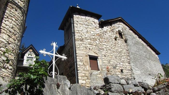 Sainte Enimie village classé