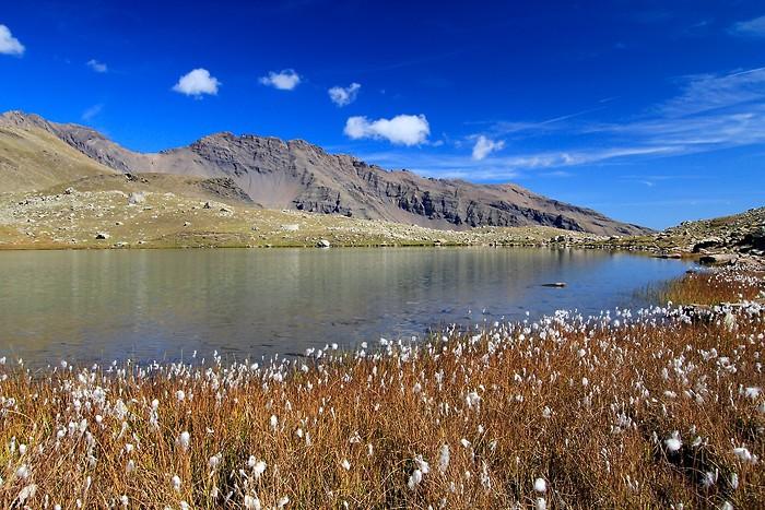 Randonnée en boucle aux lacs Palluel et Faravel