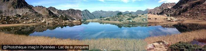 Lac de la Jonquère