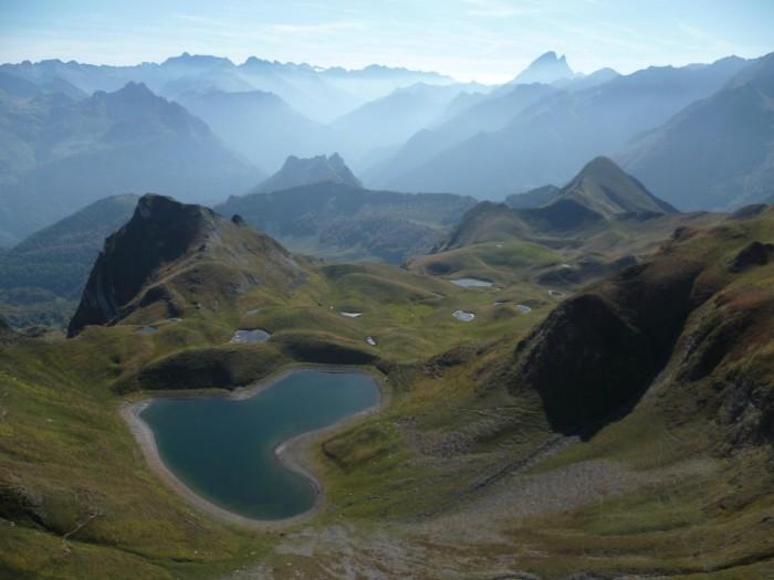 Le lac du Montagnon