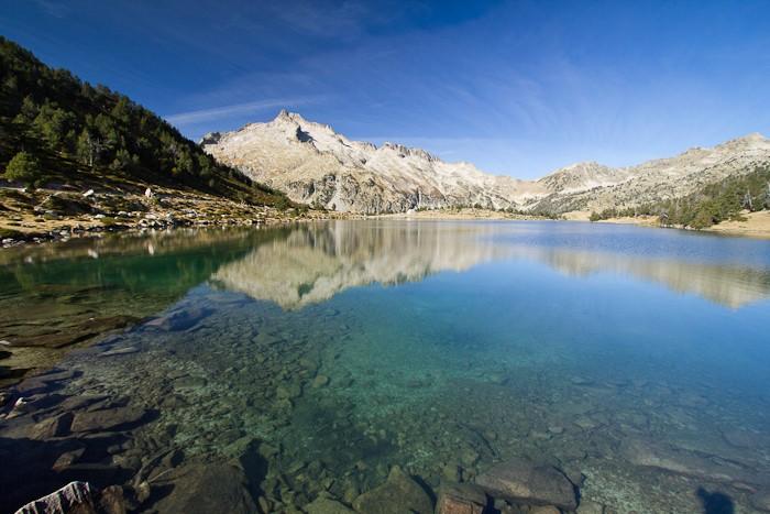 Lac d'Aumar et Néouvielle