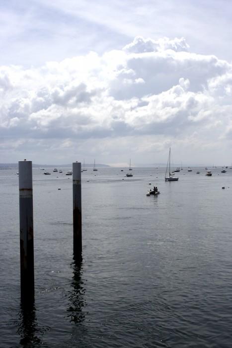 Cap Ferret depuis le ponton