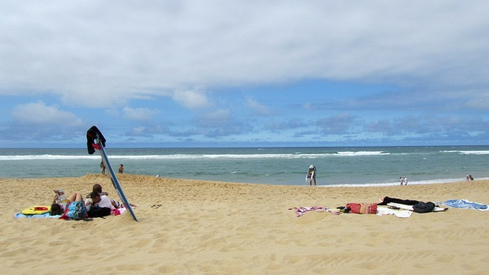 Seignosse et sa plage