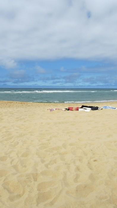 Seignosse, l'océan et le sable