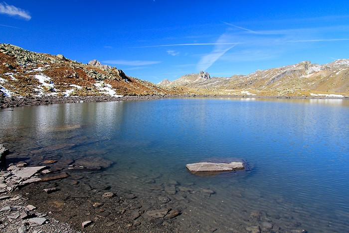 Randonnée au lac Rond