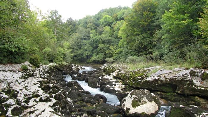 Les Pertes de La Valserine découvertes en randonnée