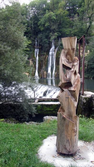 Randonnée: Les Pertes de la Valserine dans l'Ain