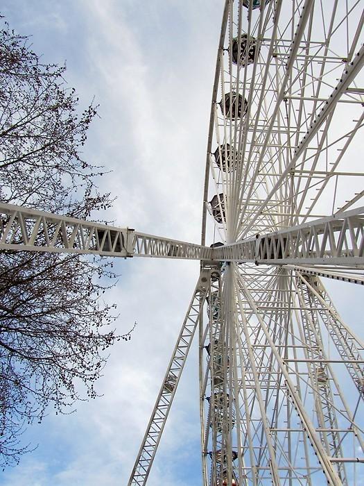 La grande roue de Bordeaux