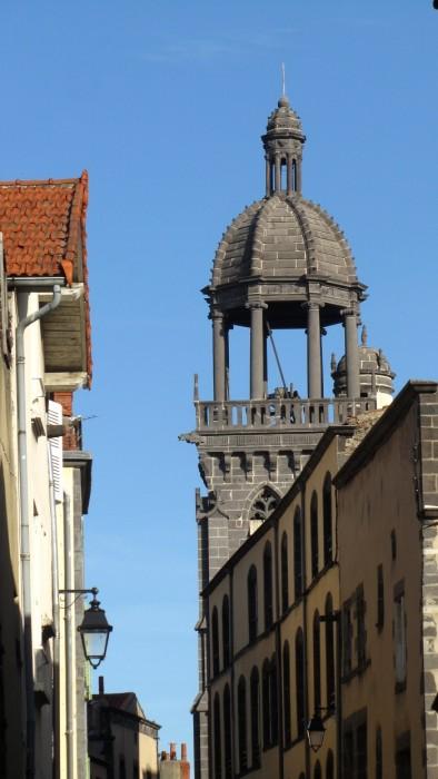 Riom, ville dans le Puy de Dôme