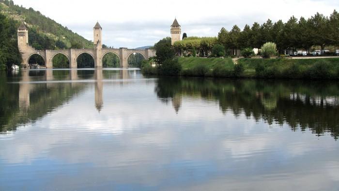Le Pont Valentré de Cahors