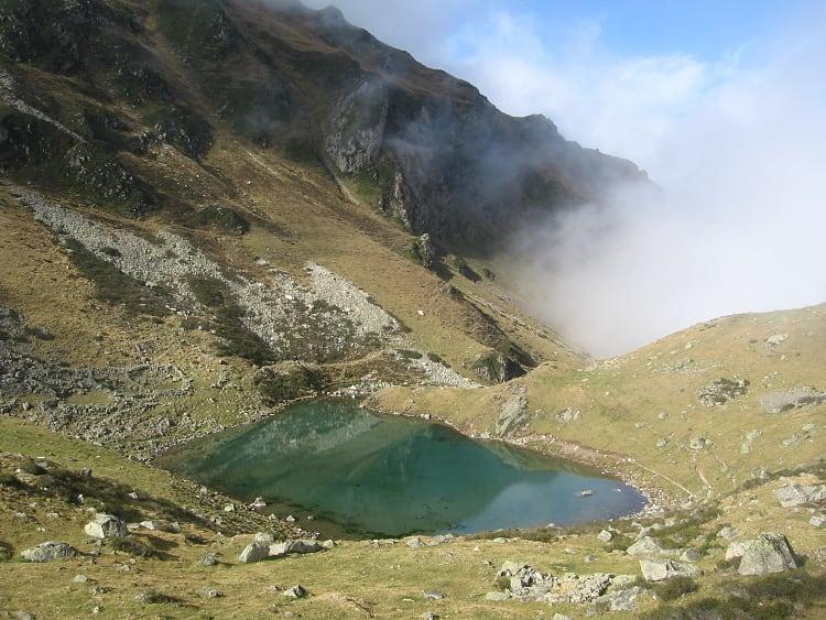 Le lac de Montarrouye