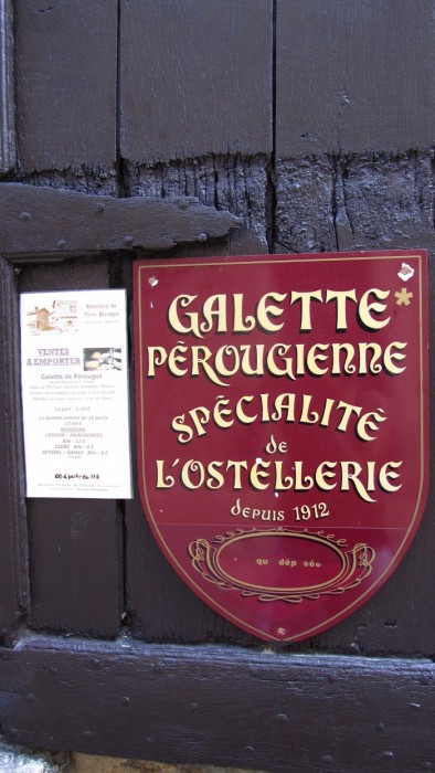 Galette Pérougienne de Pérouges