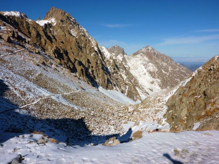 Col de Fenestre  2474m