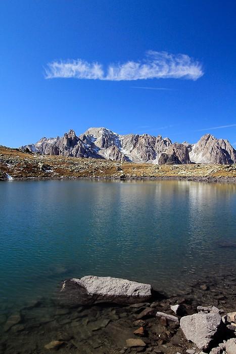 Lac Rond près de Névache