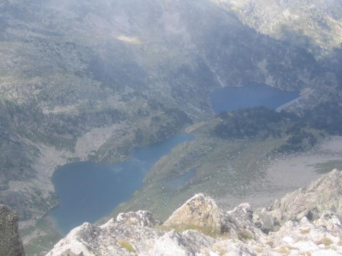 Montardo : vue vers la Restanca
