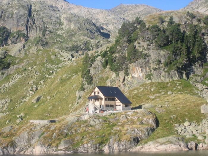 Refuge de Colomers
