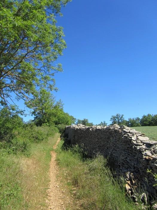 Randonnée au départ de Souyri en Aveyron
