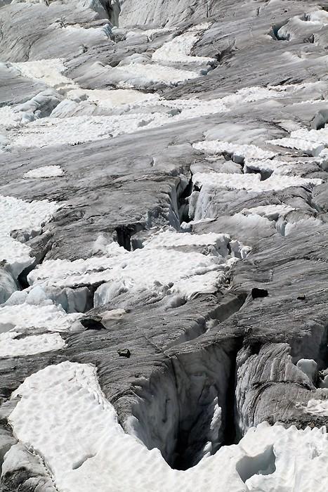 Le Glacier Blanc : randonnée depuis le Pré de Mme Carle