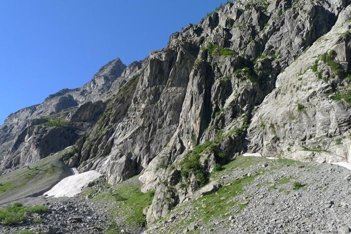 Randonnée au Glacier Blanc depuis le pré de Mme Carle
