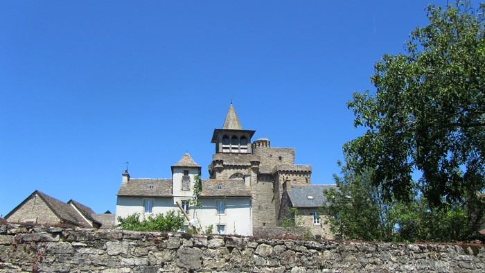 Sainte Radegonde en Aveyron
