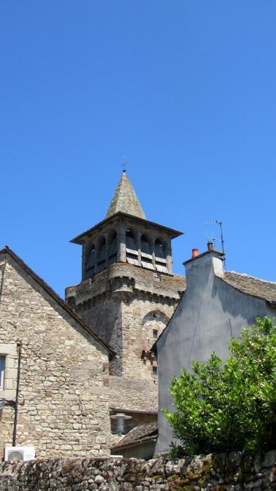 Sainte Radegonde et son église