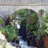 Au dessus du Pont d'Espagne
