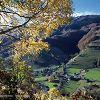 Vallée de Campan au pied du Bigorre