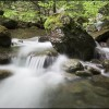 Cascade en vallée de Cauterets