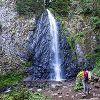 La cascade du Queureuilh