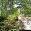 Stèle des maquisards d'Aubrac