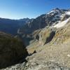 Randonn�e haute Montagne au Col du Loup de Valgaudemar