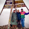 Tour du Toubkal et nettoyage du camp de base