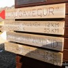 Panneau de départ du trek du Laugavegur