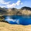 Balade au lac Bleu