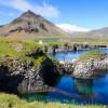 Snæfellsjökull veille sur Arnarstapi