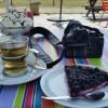 Délicieuse tarte aux myrtille en récompense