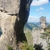 Randonnée sur les corniches de la Jonte et du Tarn