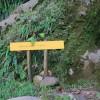 La chute est haute de 40 mètres