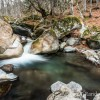 Encore une cascade dans le bois de Bué