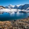 Lac Verdet supérieur