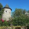 Dans le village du Fel, au-dessus d'Entraygues