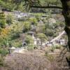 Point de vue sur le hameau de Bez Bédène