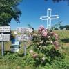 La croix de la Colombe